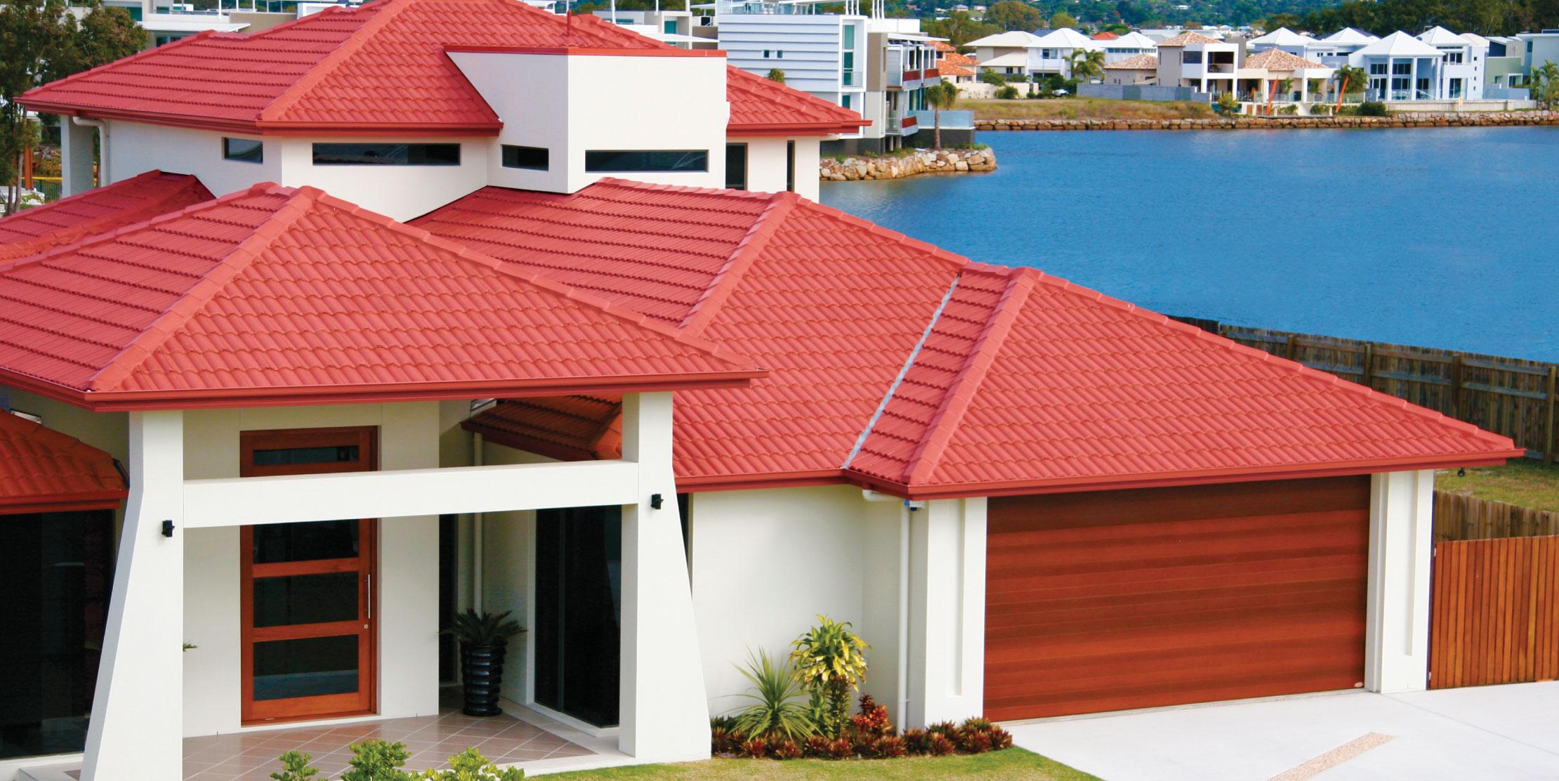 telhados estilo colonial uma cobertura ideal para lugares mais quentes